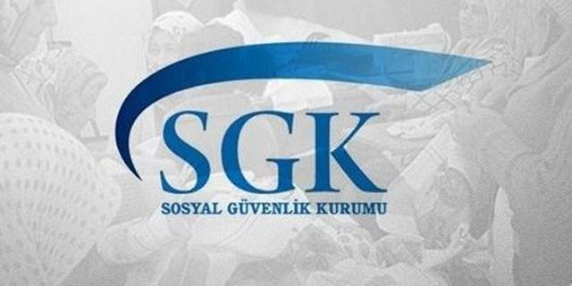 SGK'dan çok önemli açıklama!