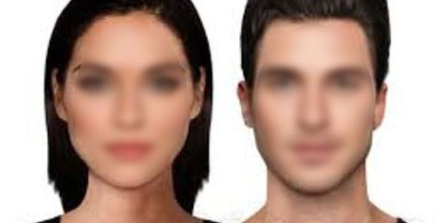 Kusursuz kadın ve erkek yüzü belirlendi