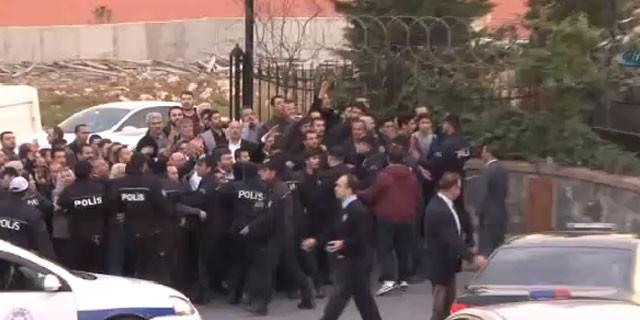 Kılıçdaroğlu'na şok protesto!