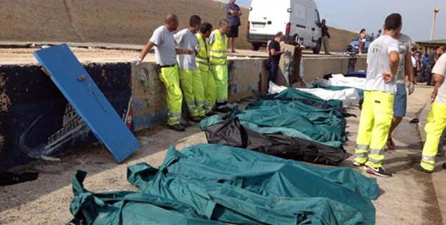 Balıkçı gemisi battı!.. 53 ölü!