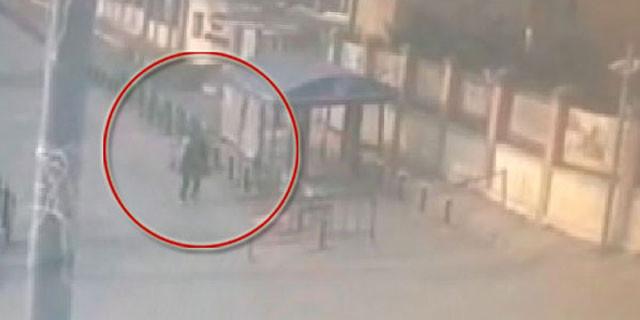 İstanbul Emniyet Müdürlüğü'ne saldırı anı