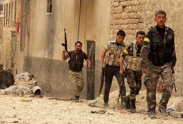 Özgür Suriye Ordusu'ndan stratejik hamle