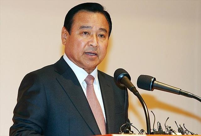 Güney Kore Başbakanı istifasını sundu