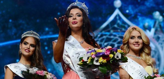 İşte Rusya'nın en güzel kızı!