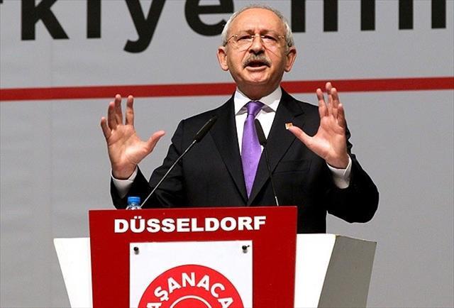 'Yurtdışı seçim çevresi oluşturacağız'