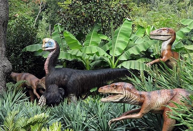 100 milyon yıllık ''dinozor yolu'' bulundu