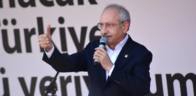Kılıçdaroğlu Balıkesir'de veryansın etti