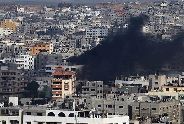İsrail'in BM binalarını hedef aldığı belgelendi