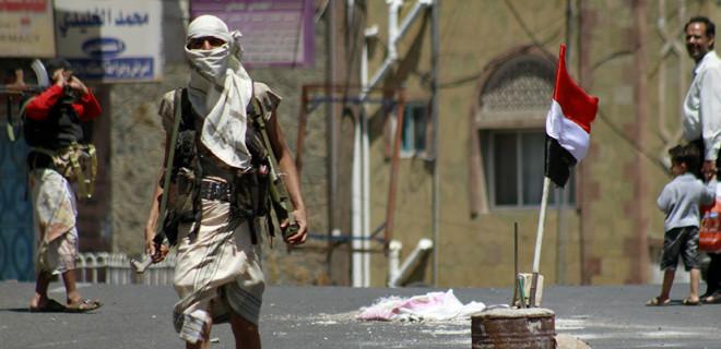 O ülkeden Yemen'e çıkarma!