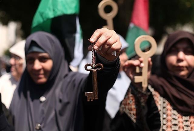 Filistin, İsrail, Nekbe ile ilgili görsel sonucu
