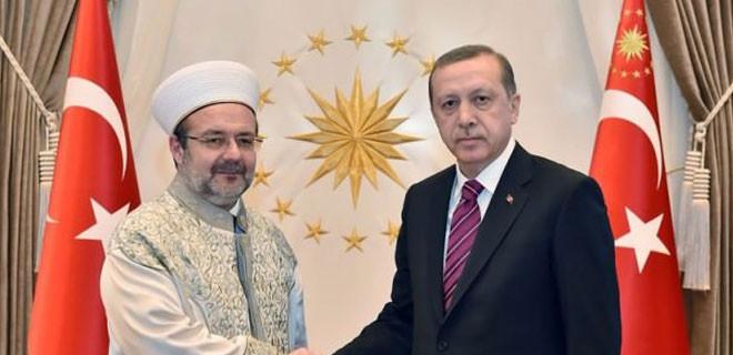 Erdoğan'ın Diyanet sürprizi belli oldu