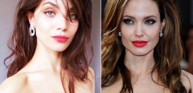 Hangisi Angelina Jolie?