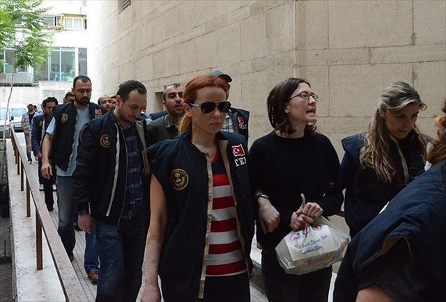 Provokatörlük soruşturmasında 10 kişi adliyede