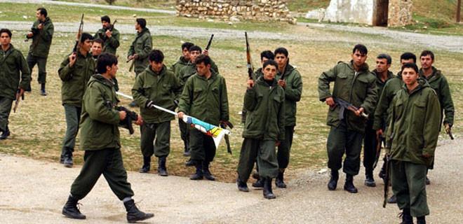 PKK ile o örgüt arasında gerginlik