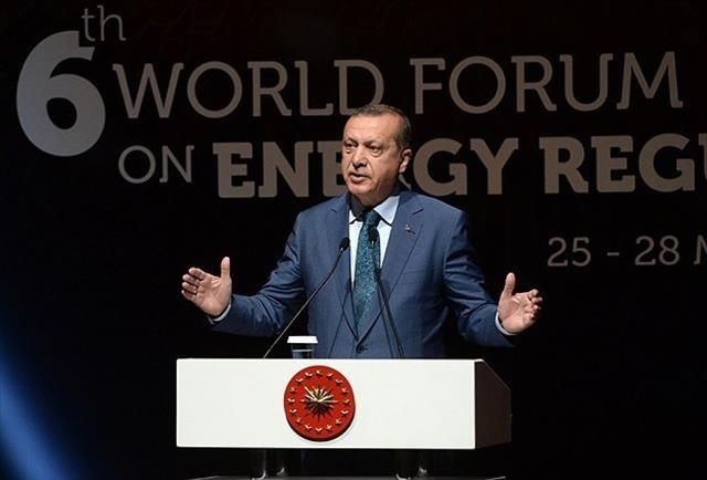 'Kıbrıs'ın enerji kaynaklarıyla ilgili politikamızdan taviz vermeyiz'