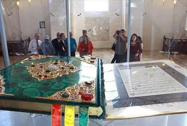 Gazetecilerden tarihi Bulgar kentine ziyaret