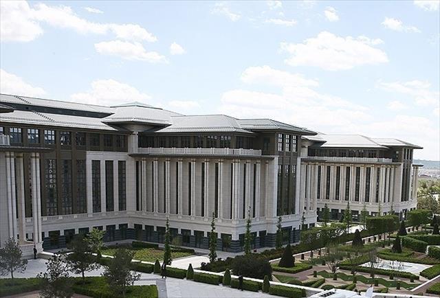 'Danıştay kararının Cumhurbaşkanlığı Sarayı ile ilgisi yok'