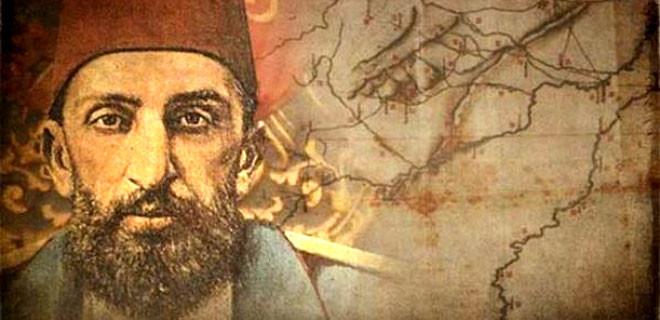 2. Abdulhamit'in İstanbul haritaları