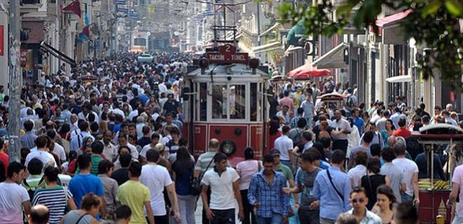 Türkiye'nin il il 2023 nüfusu