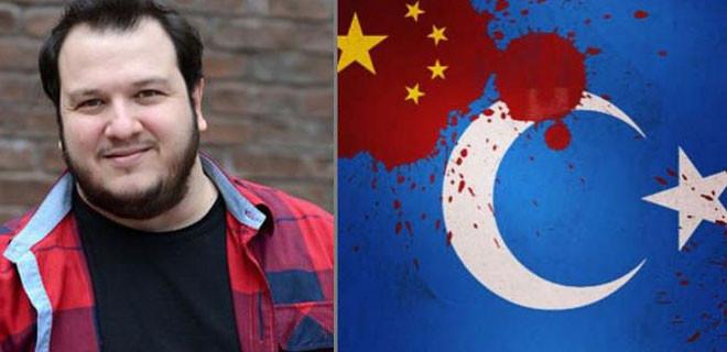 Şahan Gökbakar'dan Doğu Türkistan mesajı