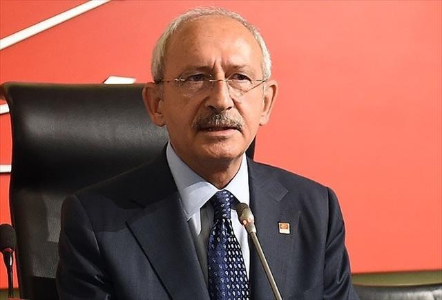 Kılıçdaroğlu'nun yazar Yeşilyurt'a açtığı dava reddedildi