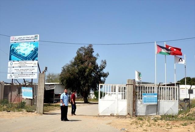 TİKA'dan Filistin'de 40 bin kişiye sağlık hizmeti