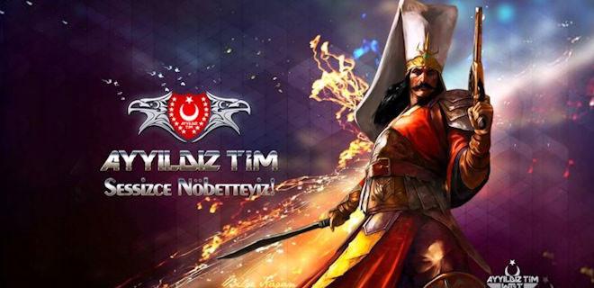 Ayyıldız Tim'den Çin'e darbe!