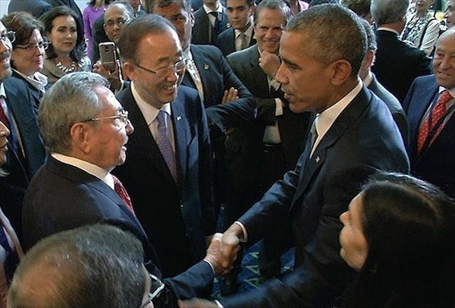 ABD ve Küba diplomatik ilişkileri resmen başlatıyor