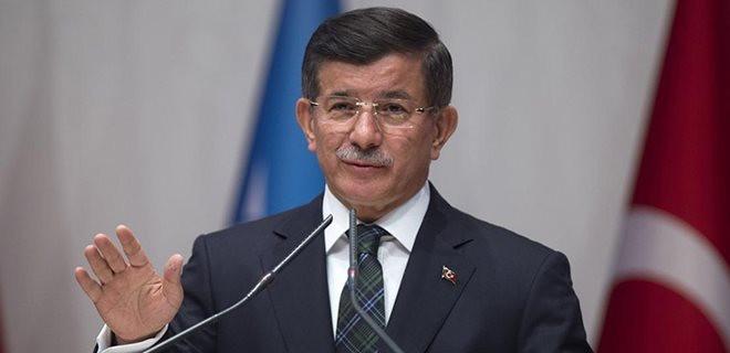 Davutoğlu'ndan flaş açıklamalar!