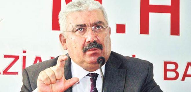 MHP'li isim patladı! Zehir zemberek açıklama
