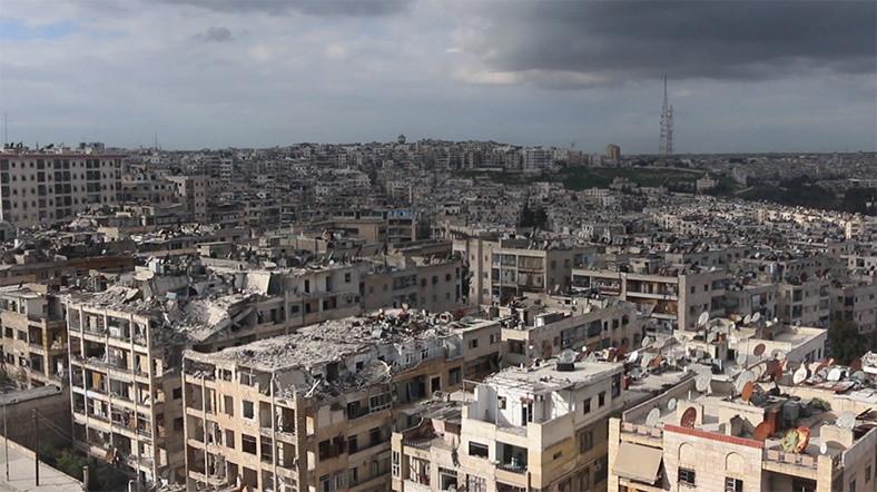 Cihatçılar Halep'e saldıracak