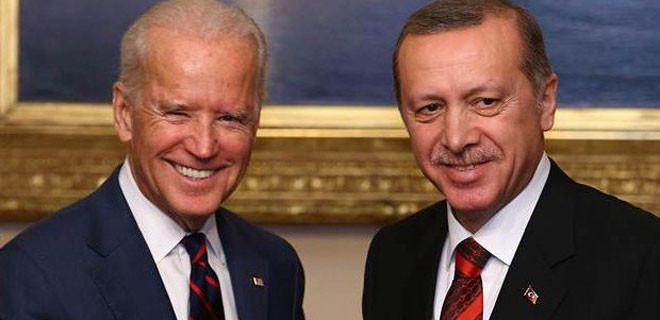 Erdoğan ile Biden arasında sır temas