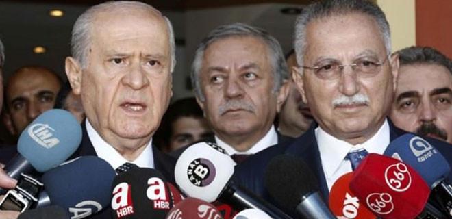 'MHP hükümette olacak Bahçeli olmayacak'