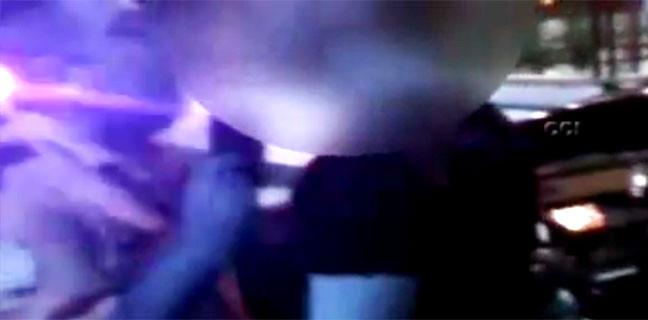 17 yaşındaki alkollü sürücü terör estirdi!