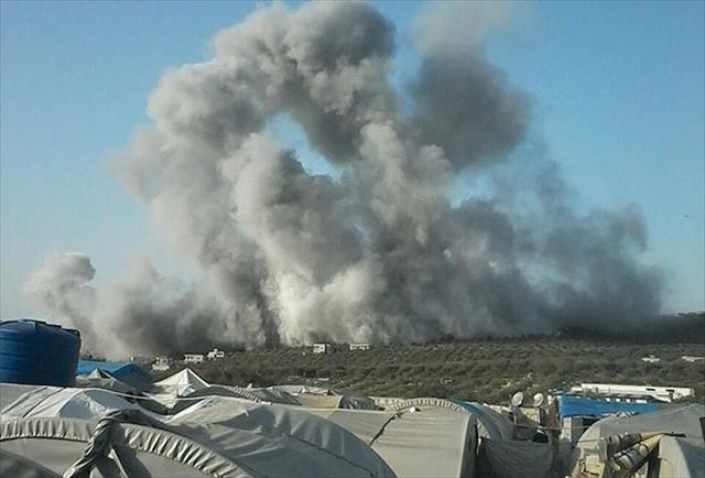 İngiltere Suriye'yi bombalamaya hazırlanıyor