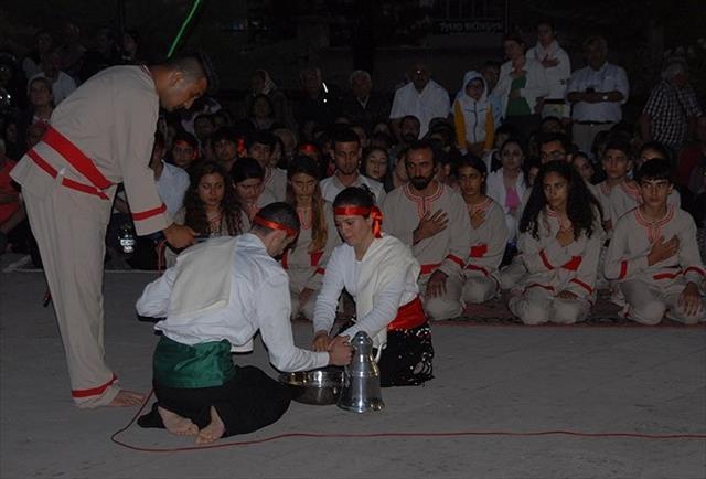 Hacı Bektaş Veli Dergahı'nda cem töreni yapıldı