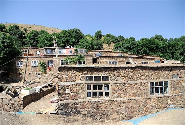 Bitlis'in titiz köyü