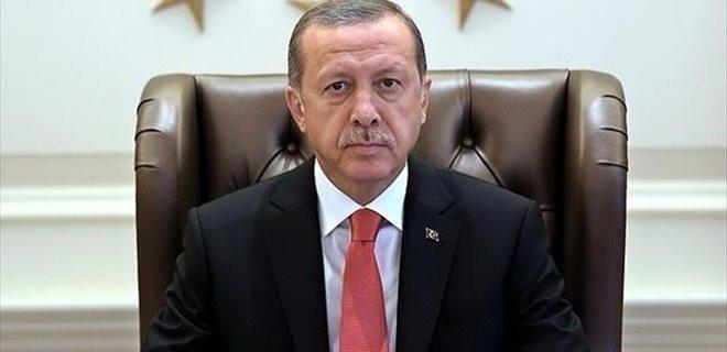 Erdoğan: Artık bunlardan bıktık