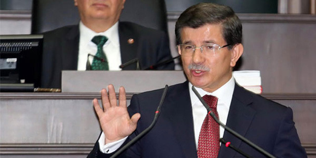 Başbakan Davutoğlu'ndan flaş açıklama