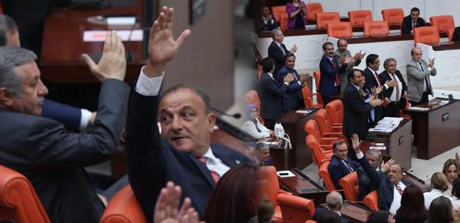 CHP'nin terör olayları için komisyon kurulması önerisi reddedildi