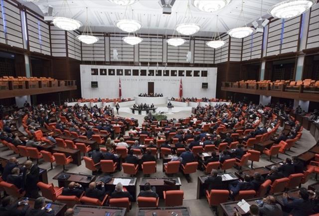 CHP'nin terör olaylarıyla ilgili komisyon önergesi reddedildi