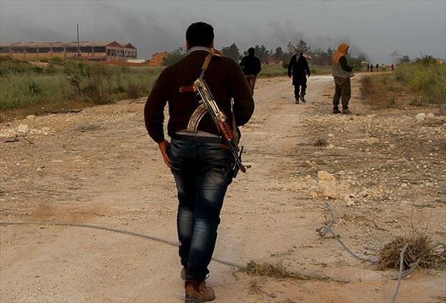 Suriyeli muhaliflerden Esed güçlerine çağrı