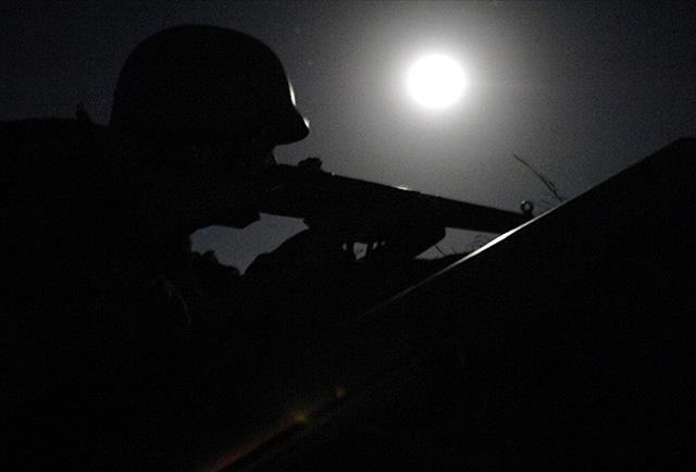 Şırnak'ta jandarma karakoluna saldırı