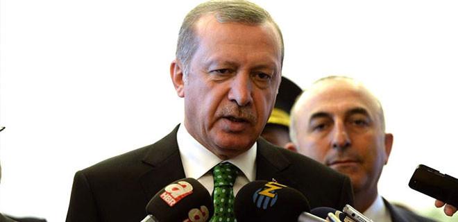 Erdoğan: Seçime götürecek azınlık hükümeti mümkün