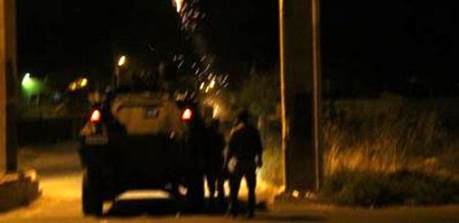 Van'da nizamiyeye el bombası atıldı: 1 yaralı