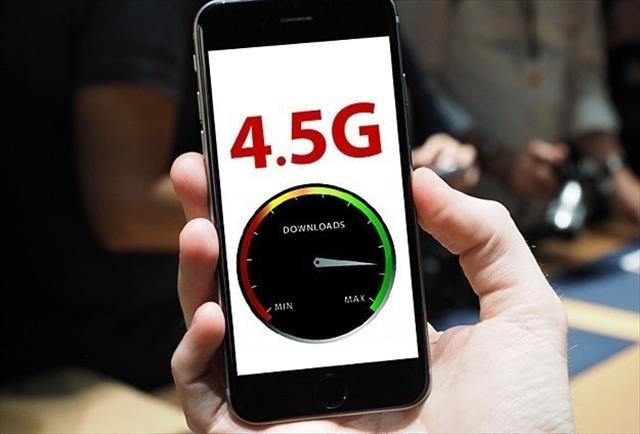 4,5G ek ücret ödenmeden 'hızlı' internet sunacak
