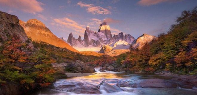 Dünyanın 25 doğa harikası