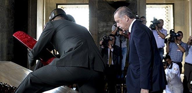Erdoğan'dan dikkat çeken mesaj