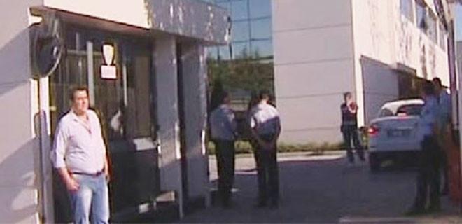 Polisten Koza Holding'e operasyon