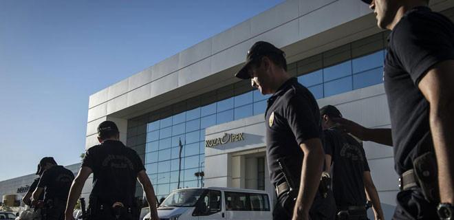 Koza İpek Holding'de 7 yönetici gözaltında